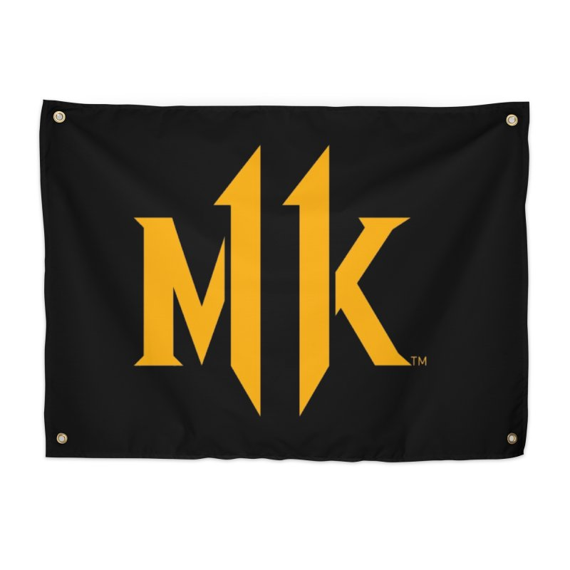 Mortal Kombat 11 Logo Home Tapestry by DVCustoms's Artist Shop