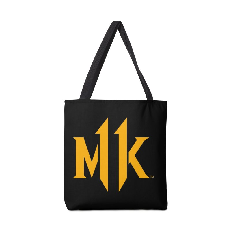 Mortal Kombat 11 Logo Accessories Tote Bag Bag by DVCustoms's Artist Shop