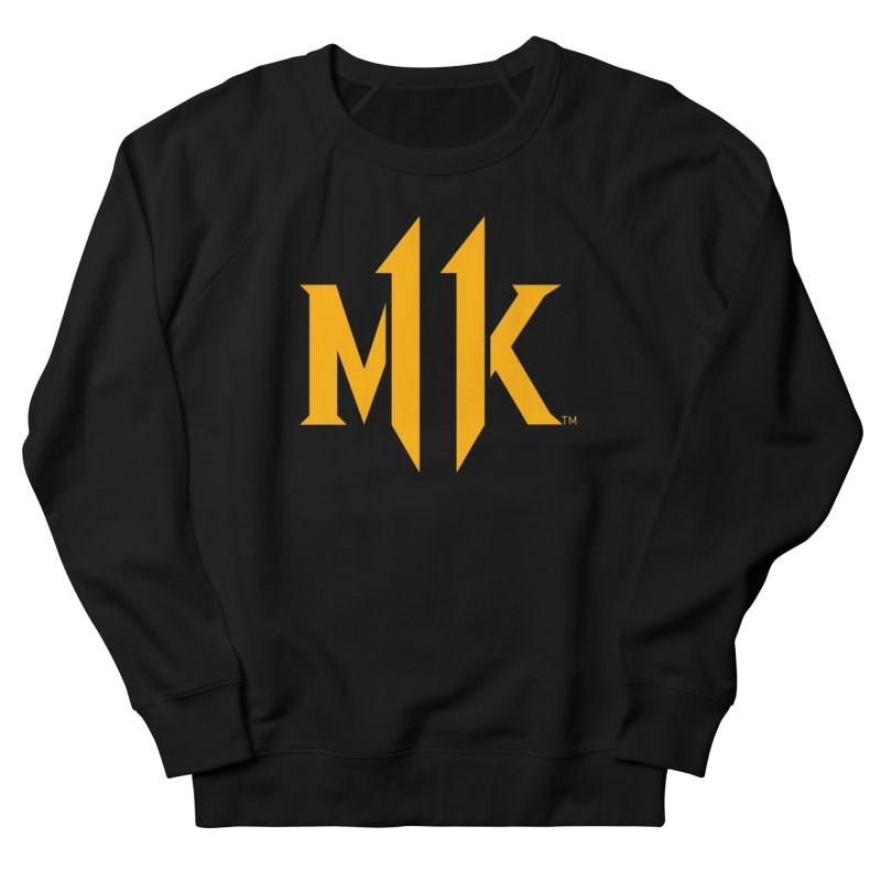 Mortal Kombat 11 Logo Women's French Terry Sweatshirt by DVCustoms's Artist Shop