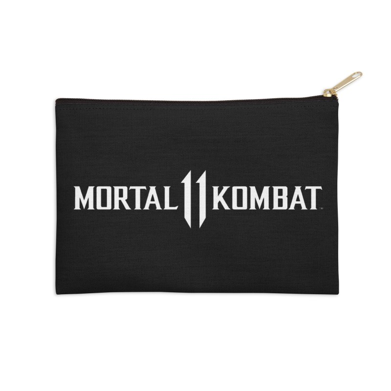 Mortal Kombat 11 Accessories Zip Pouch by DVCustoms's Artist Shop