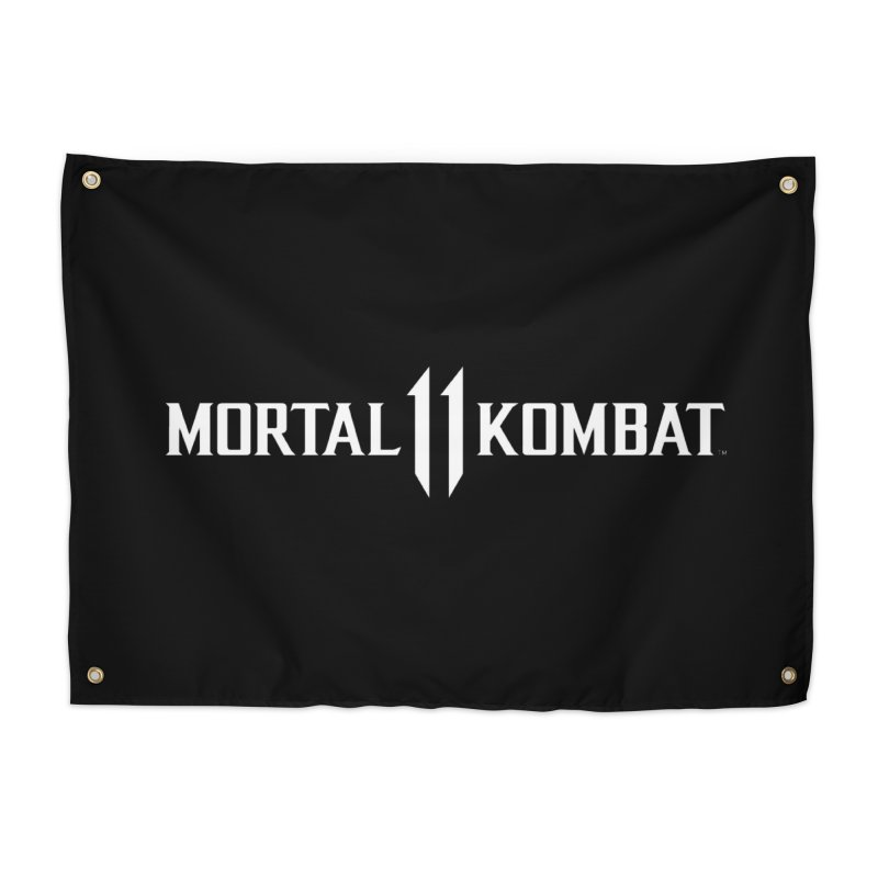 Mortal Kombat 11 Home Tapestry by DVCustoms's Artist Shop