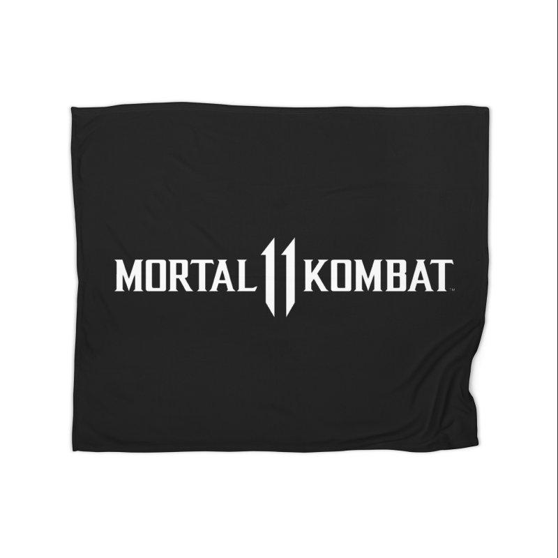 Mortal Kombat 11 Home Fleece Blanket Blanket by DVCustoms's Artist Shop