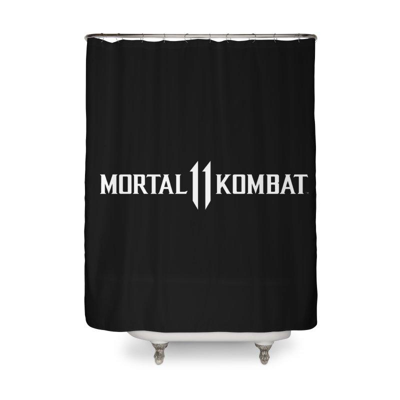 Mortal Kombat 11 Home Shower Curtain by DVCustoms's Artist Shop