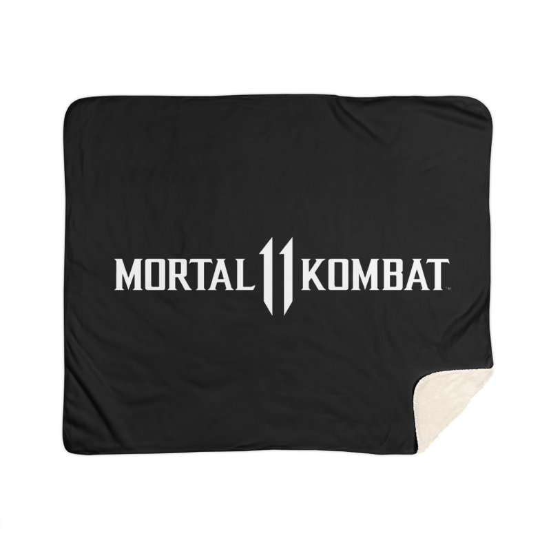 Mortal Kombat 11 Home Sherpa Blanket Blanket by DVCustoms's Artist Shop