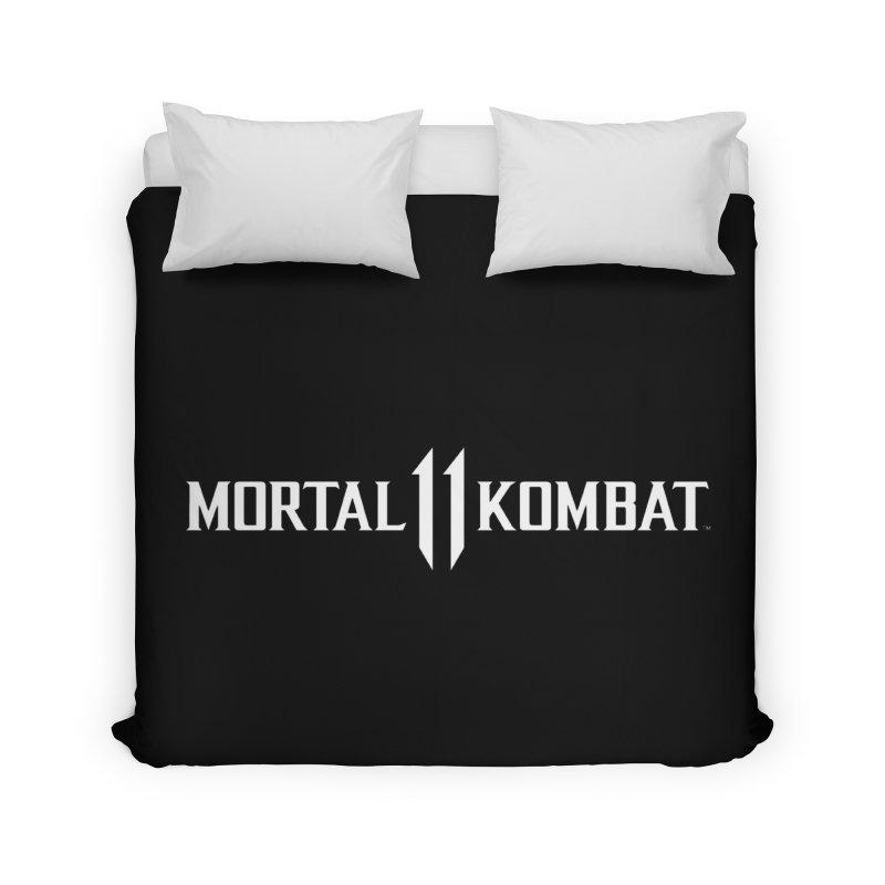 Mortal Kombat 11 Home Duvet by DVCustoms's Artist Shop