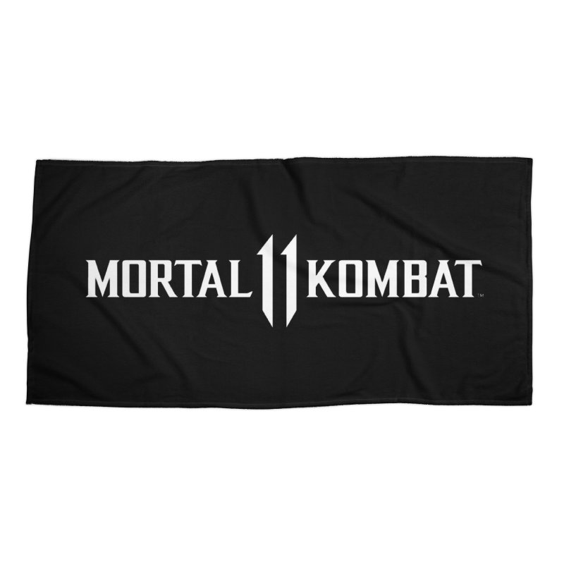 Mortal Kombat 11 Accessories Beach Towel by DVCustoms's Artist Shop