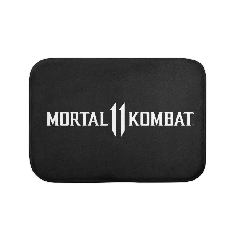 Mortal Kombat 11 Home Bath Mat by DVCustoms's Artist Shop