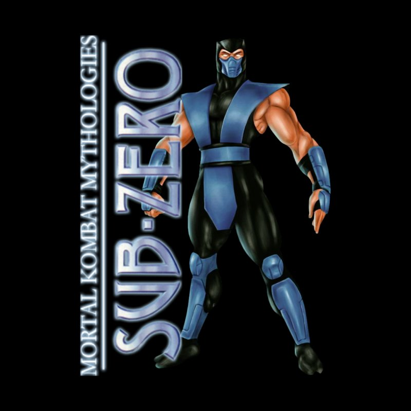 Mortal Kombat Mythologies Sub-Zero by DVCustoms's Artist Shop