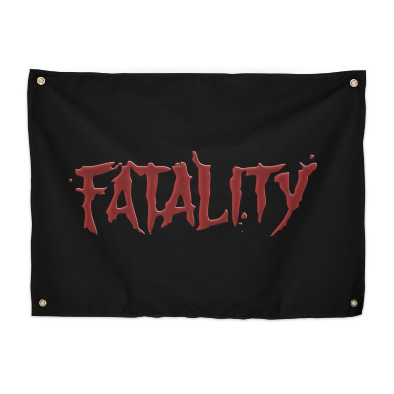 Fatality Home Tapestry by DVCustoms's Artist Shop