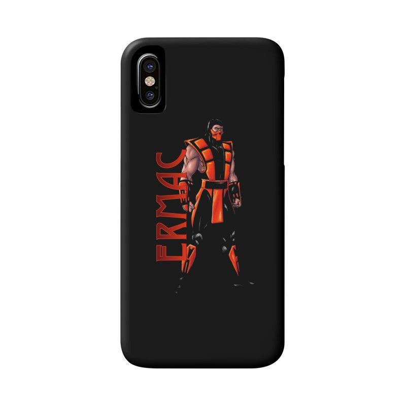 UMK3 Ermac Accessories Phone Case by DVCustoms's Artist Shop