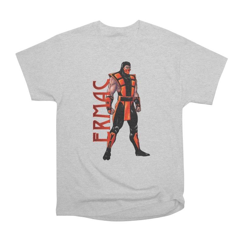 UMK3 Ermac Women's Heavyweight Unisex T-Shirt by DVCustoms's Artist Shop