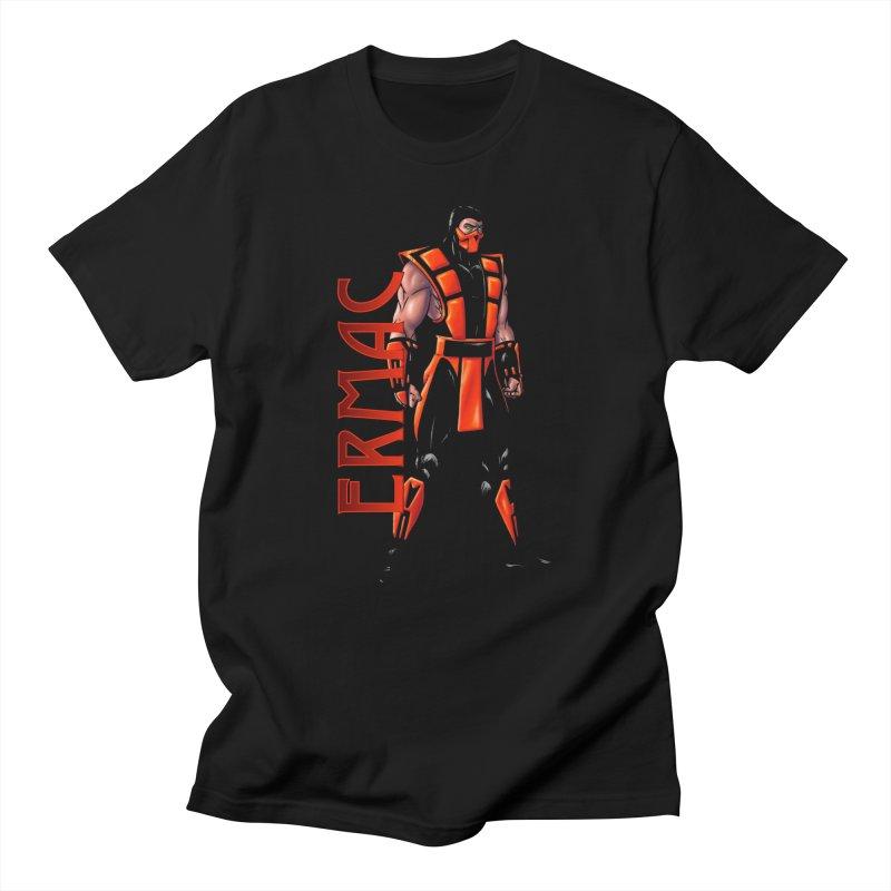 UMK3 Ermac Men's Regular T-Shirt by DVCustoms's Artist Shop