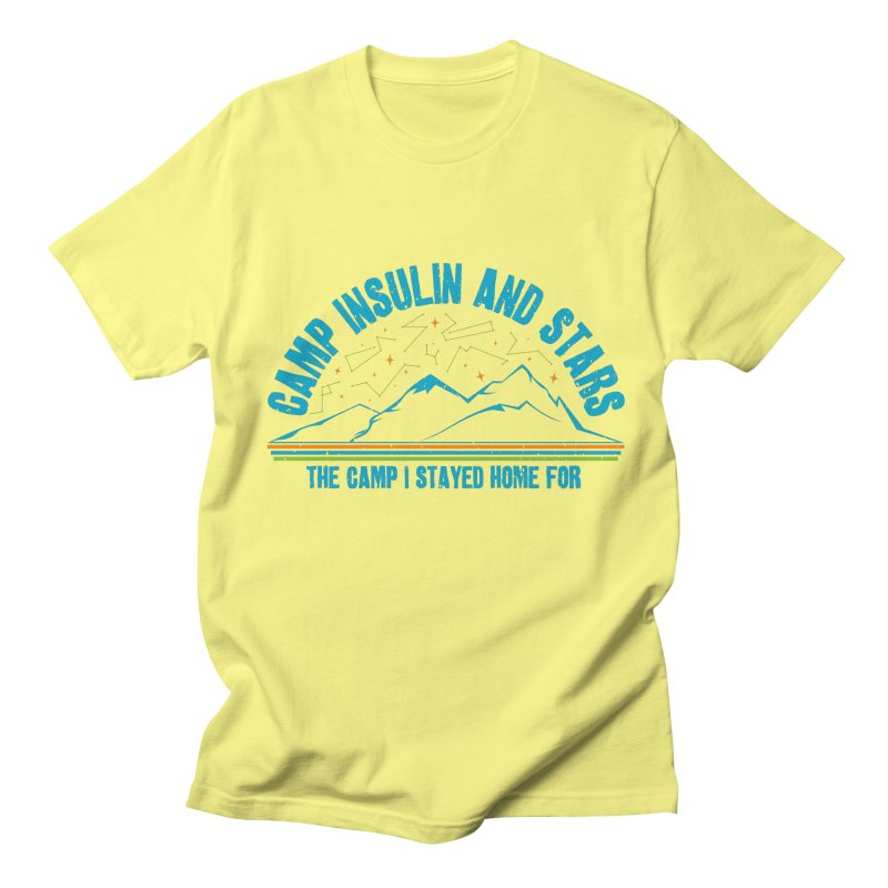 The Camp I Stayed Home For Men's T-Shirt by DYF Merchandise