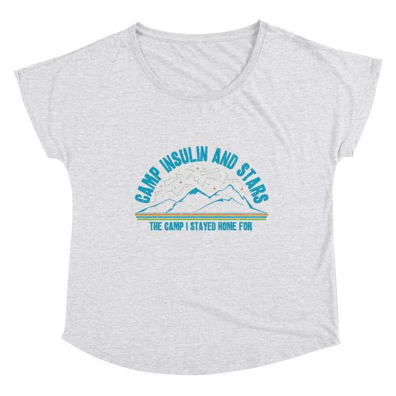 The Camp I Stayed Home For Women's Scoop Neck by DYF Merchandise