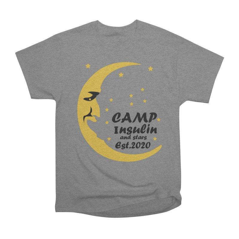 Laughing Moon Women's T-Shirt by DYF Merchandise