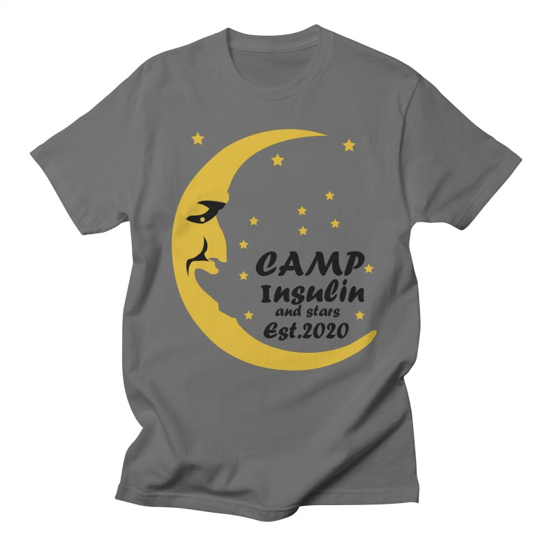 Laughing Moon Men's T-Shirt by DYF Merchandise