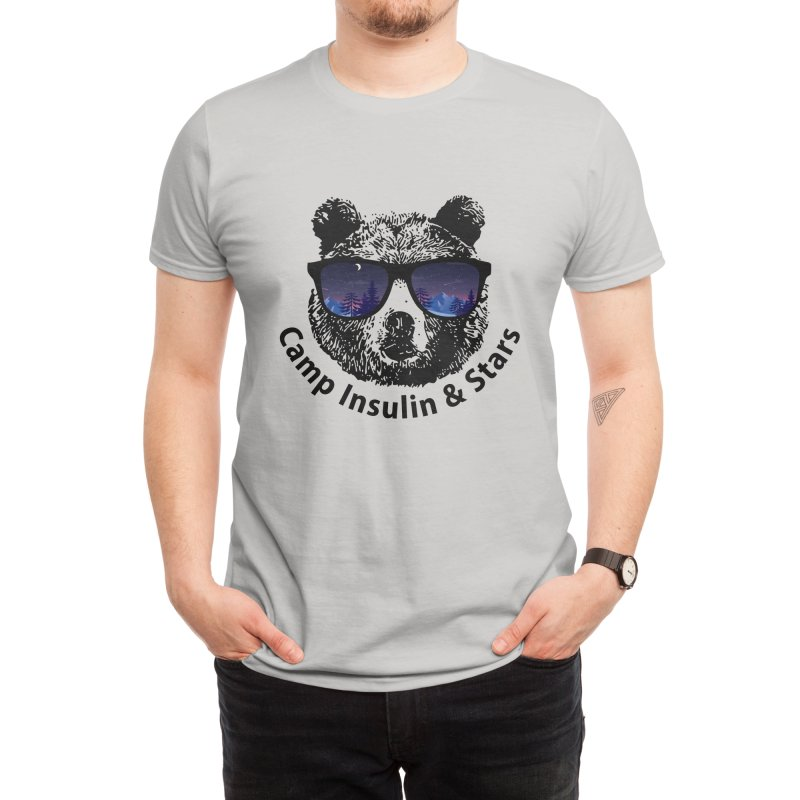 Sunglasses at Night Bruno- CIS Men's T-Shirt by DYF Merchandise