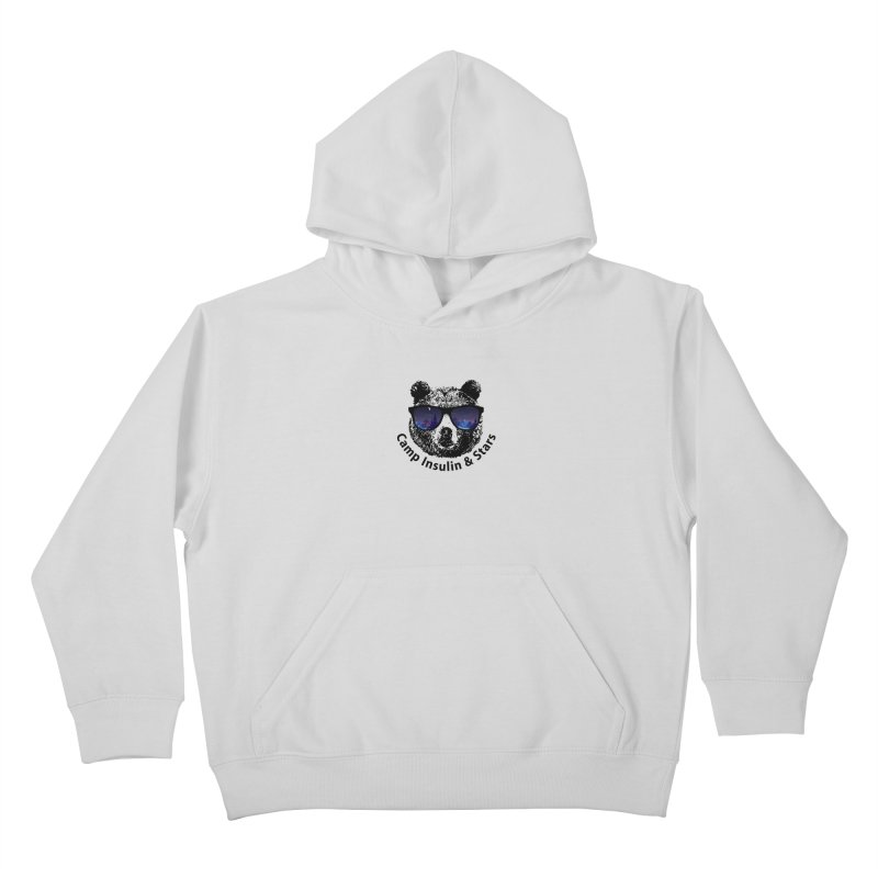 Sunglasses at Night Bruno- CIS Kids Pullover Hoody by DYF Merchandise