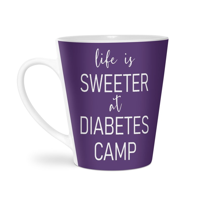 Life is Sweeter at Diabetes Camp Accessories Mug by DYF Merchandise