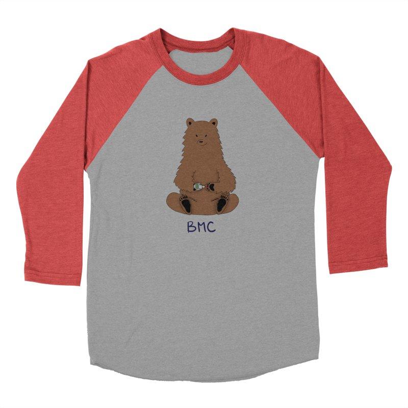 BG Bear Women's Longsleeve T-Shirt by DYF Merchandise