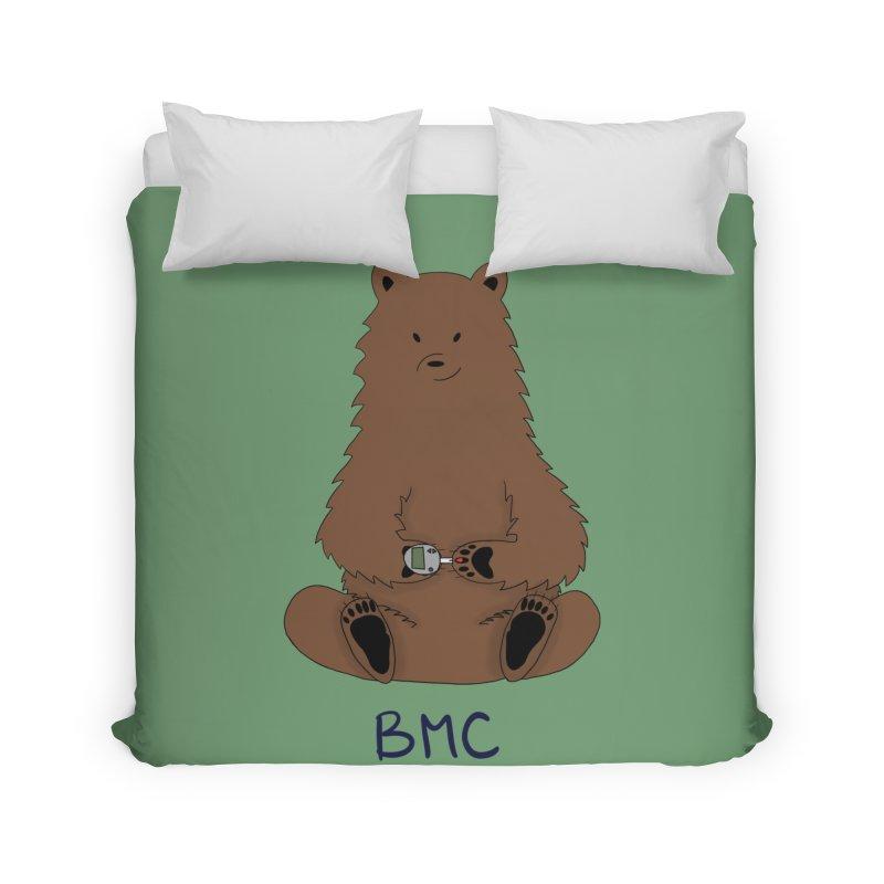 BG Bear Home Duvet by DYF Merchandise