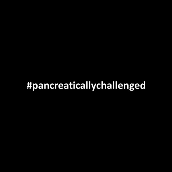 image for #pancreaticallychallenged