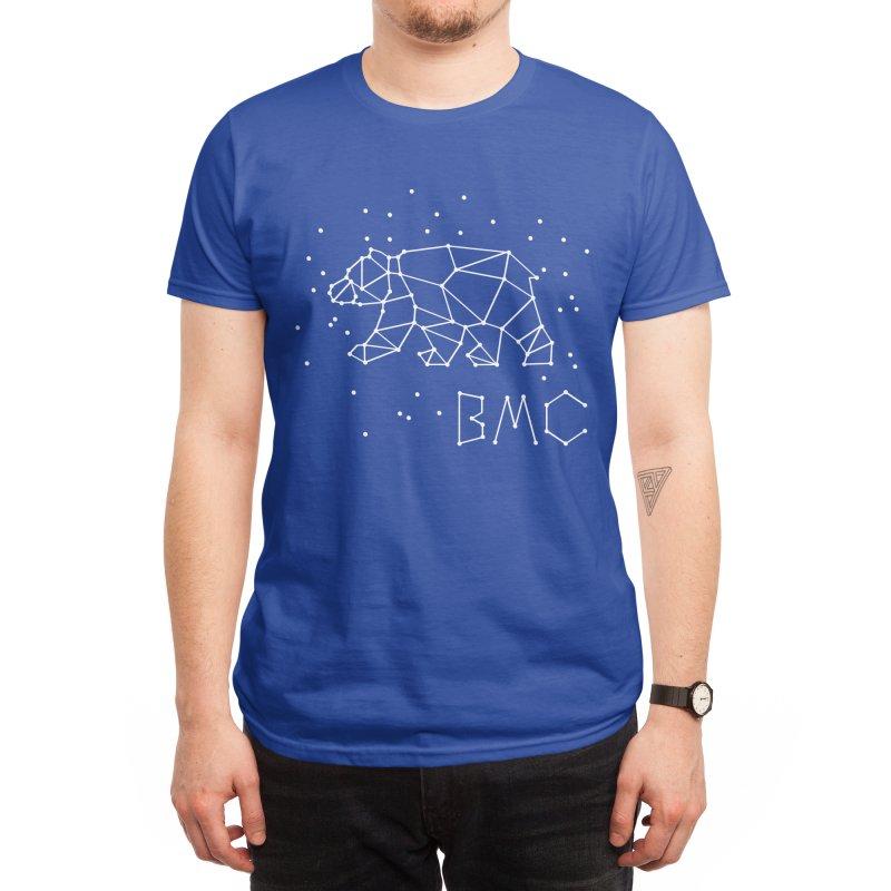 BMC Constellation in White Men's T-Shirt by DYF Merchandise