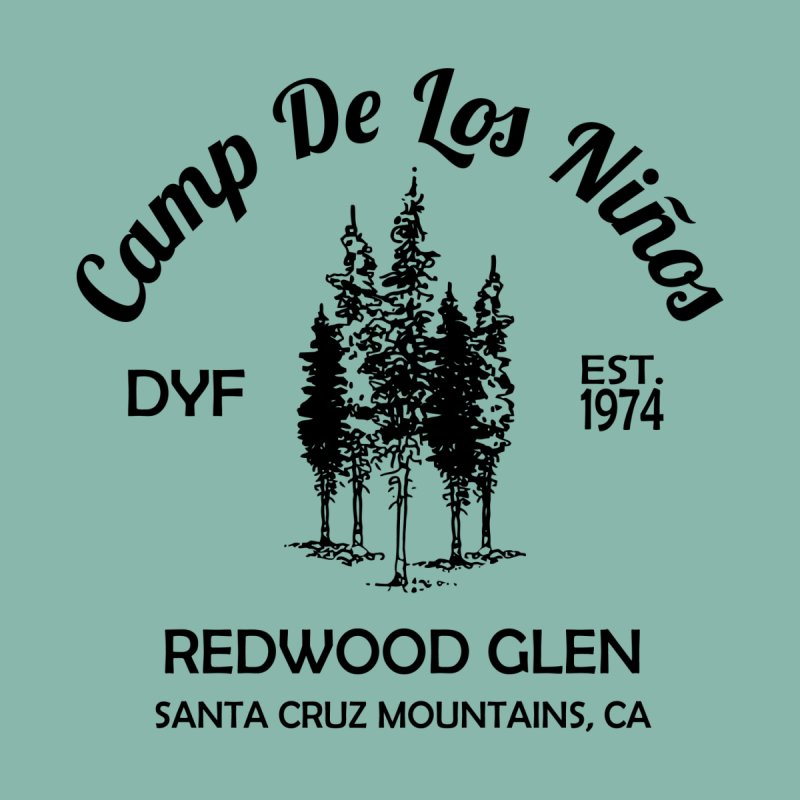 Redwood Glen Men's T-Shirt by DYF Merchandise