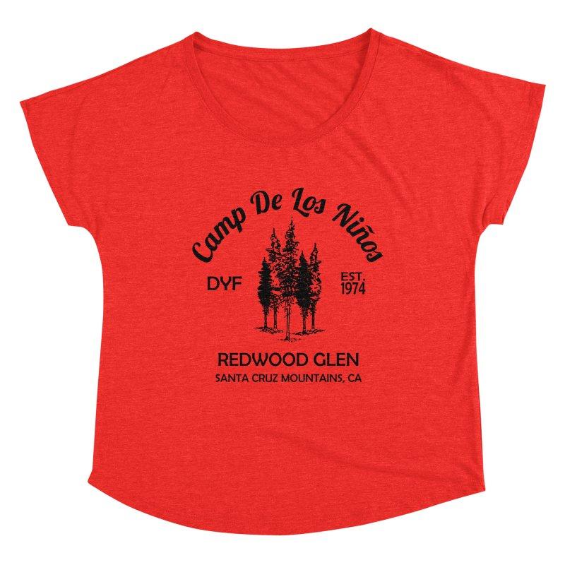 Redwood Glen Women's Scoop Neck by DYF Merchandise