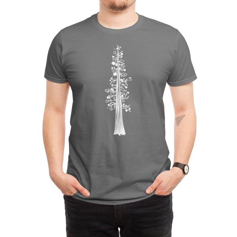 Diabetes Supply Tree Men's T-Shirt by DYF Merchandise