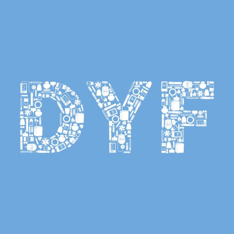 Diabetes Supplies DYF Women's Scoop Neck by DYF Merchandise