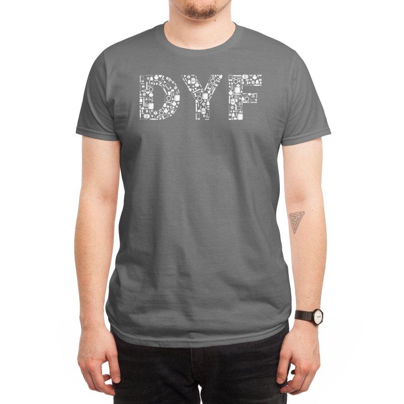 Diabetes Supplies DYF Men's T-Shirt by DYF Merchandise
