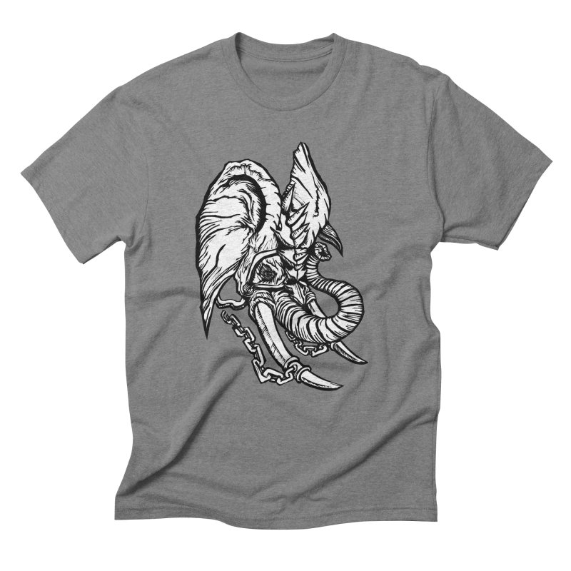 Baku Men's Triblend T-Shirt by DaNkJiMz