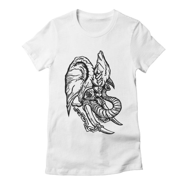 Baku Women's Fitted T-Shirt by DaNkJiMz