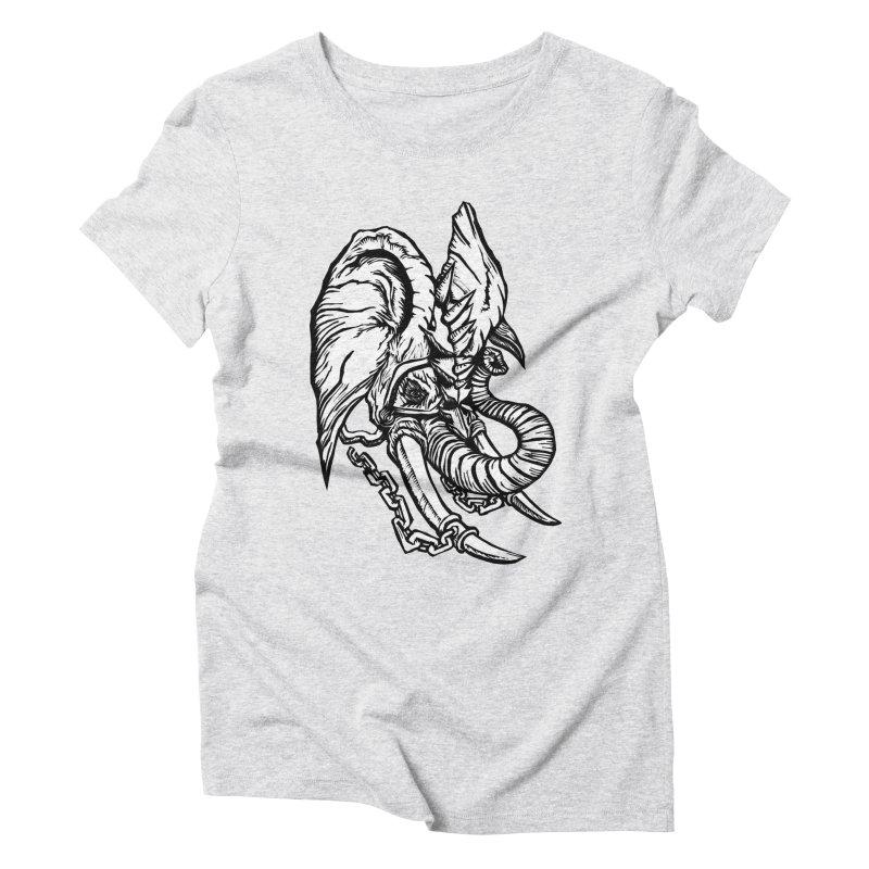 Baku Women's Triblend T-Shirt by DaNkJiMz