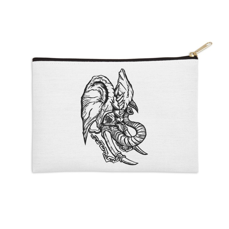 Baku Accessories Zip Pouch by DaNkJiMz