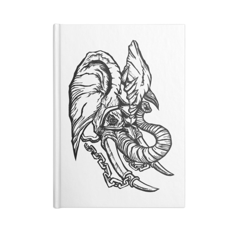 Baku Accessories Notebook by DaNkJiMz