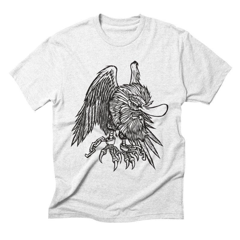 Tengu Men's Triblend T-shirt by DaNkJiMz