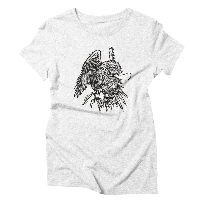 Tengu Women's Triblend T-shirt by DaNkJiMz