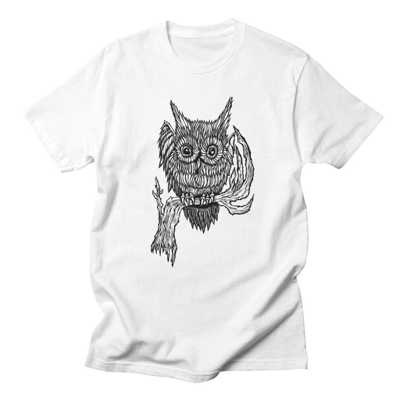 Owlie Men's T-shirt by DaNkJiMz