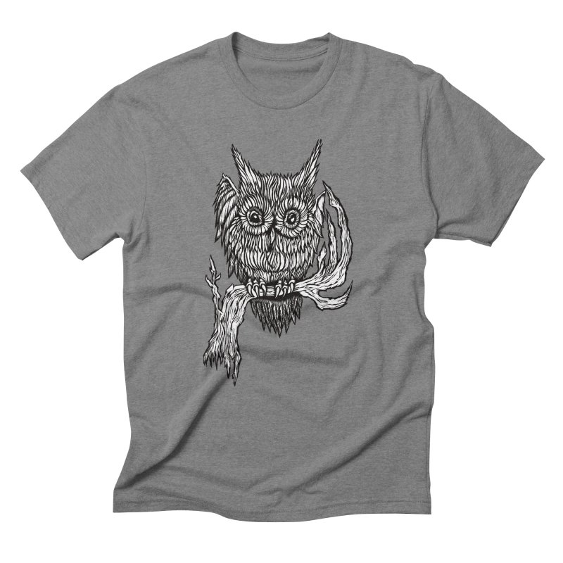 Owlie Men's Triblend T-Shirt by DaNkJiMz