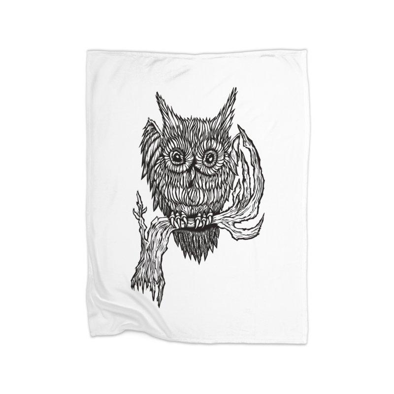 Owlie Home Blanket by DaNkJiMz