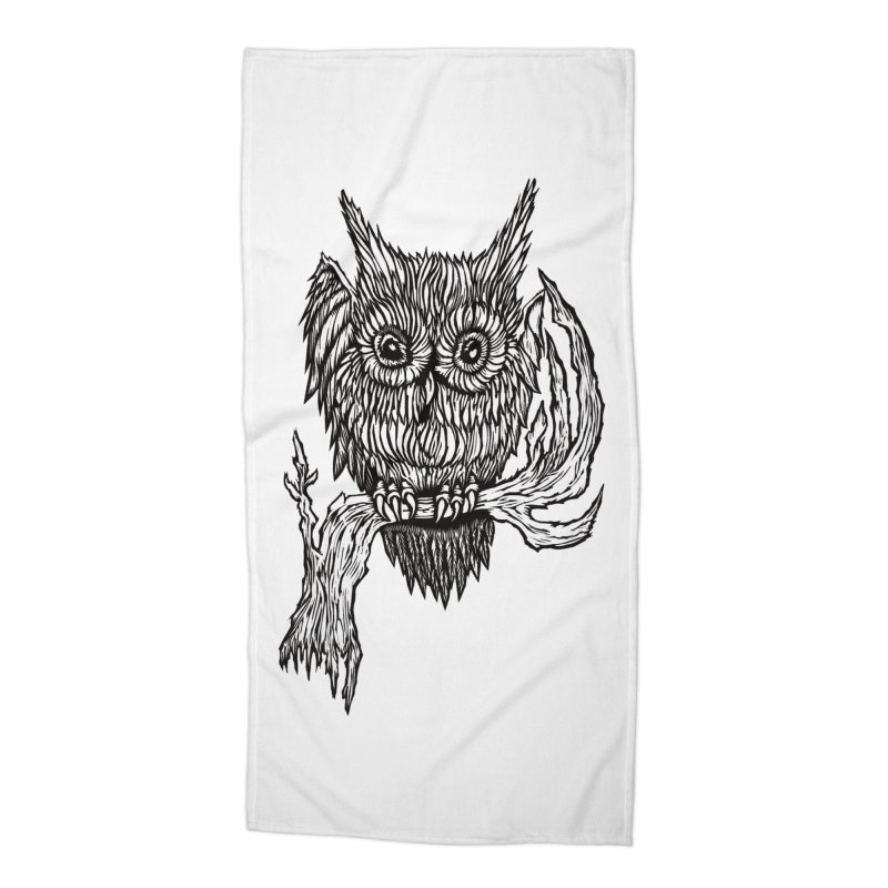 Owlie Accessories Beach Towel by DaNkJiMz