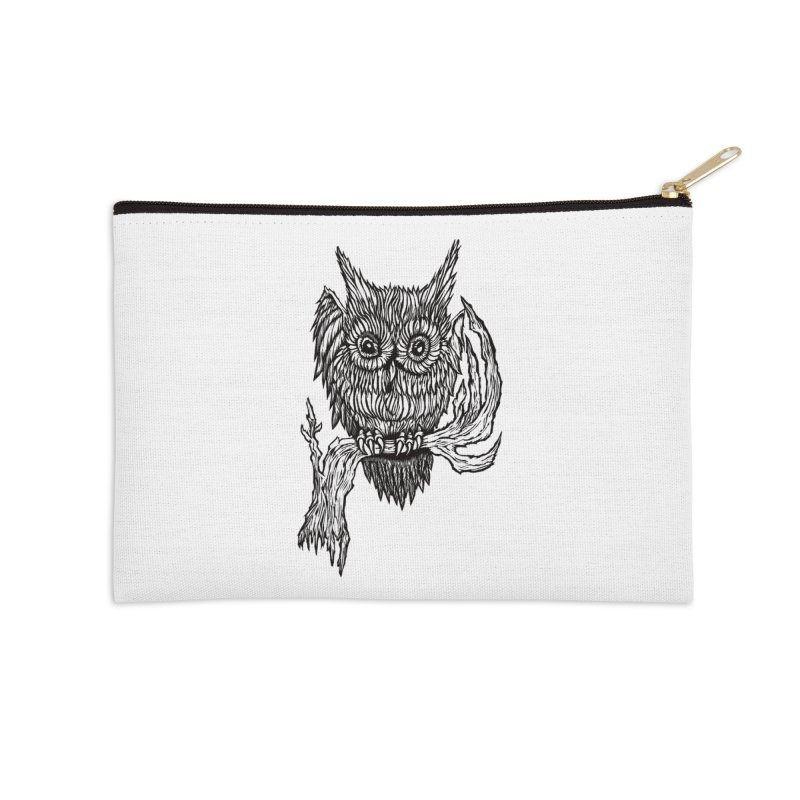 Owlie Accessories Zip Pouch by DaNkJiMz