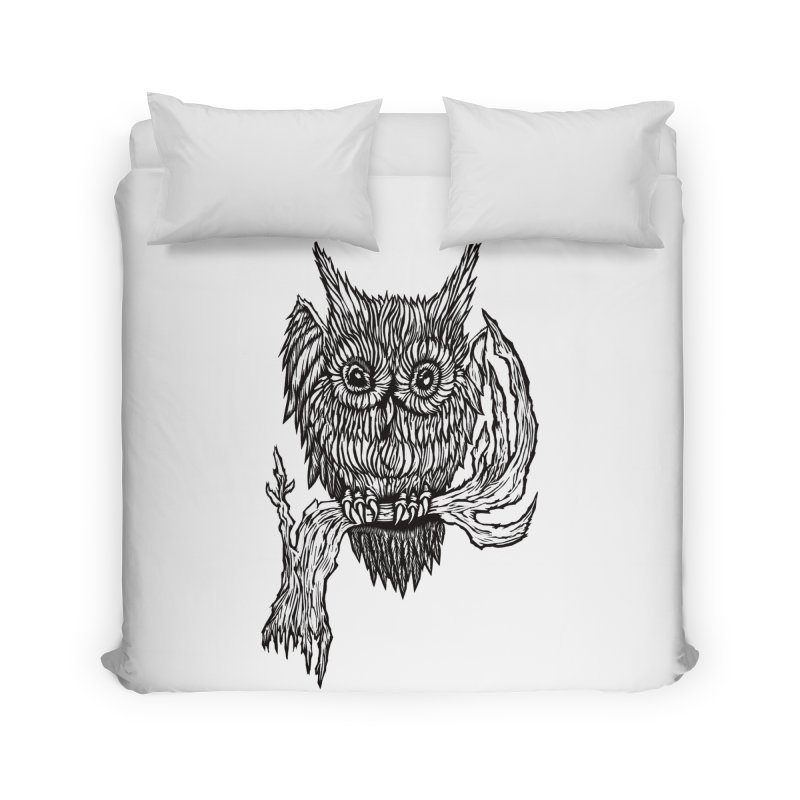 Owlie Home Duvet by DaNkJiMz