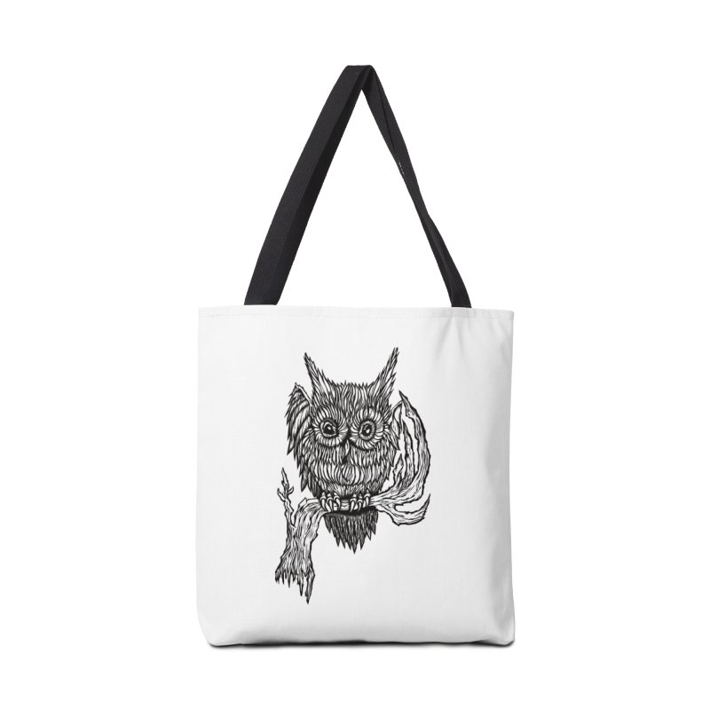 Owlie Accessories Bag by DaNkJiMz