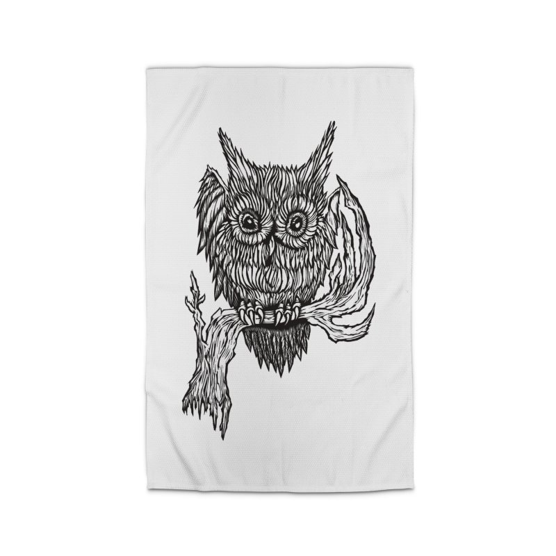 Owlie Home Rug by DaNkJiMz