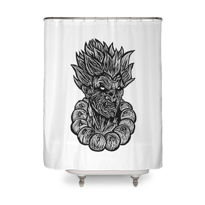 Akuma Home Shower Curtain by DaNkJiMz