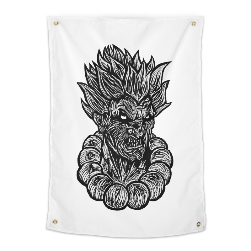 Akuma Home Tapestry by DaNkJiMz