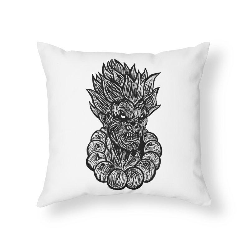 Akuma Home Throw Pillow by DaNkJiMz